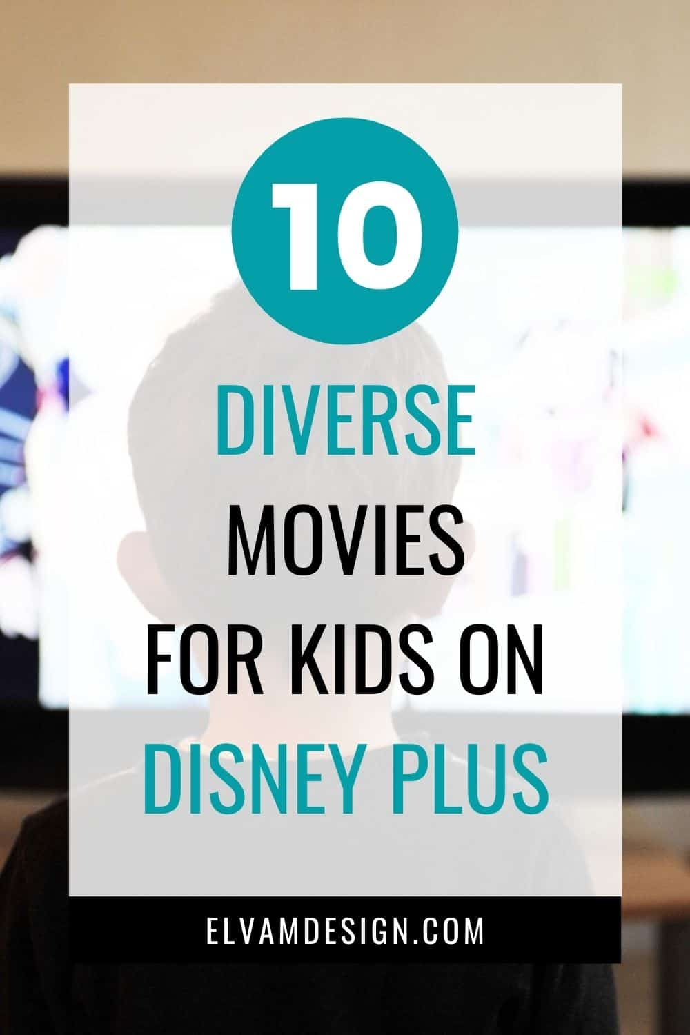 diverse movies on disney plus