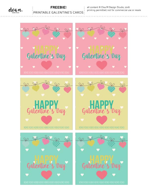 Free Galentine's Day Cards