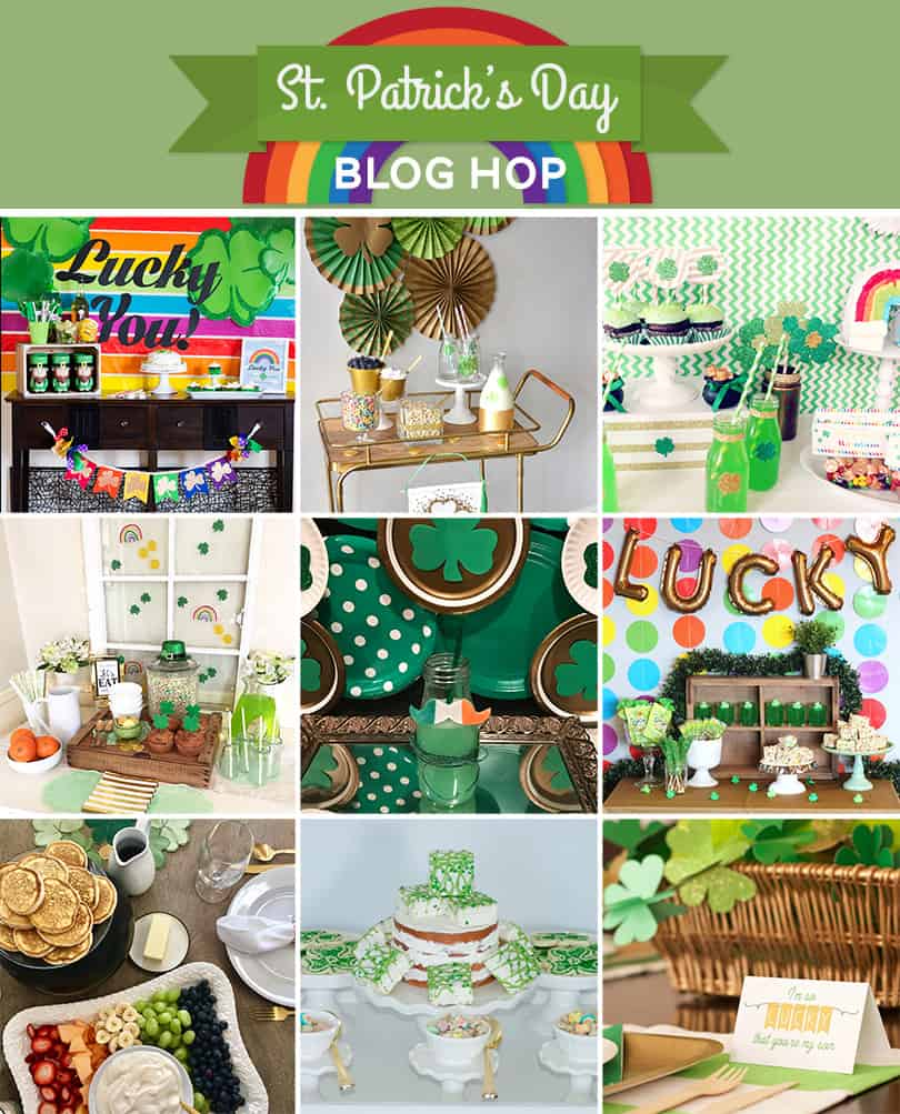 St. Patrick's Day Blog Hop