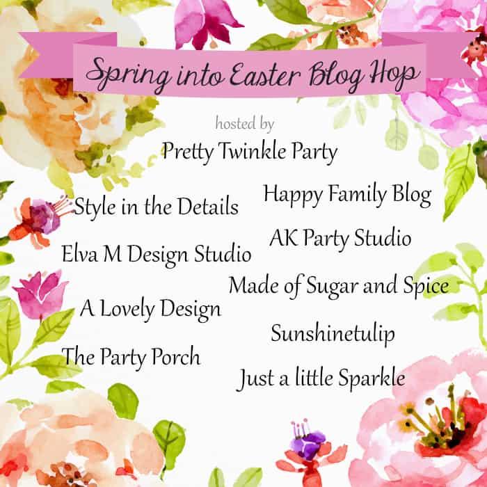 Spring into Easter Blog Hop