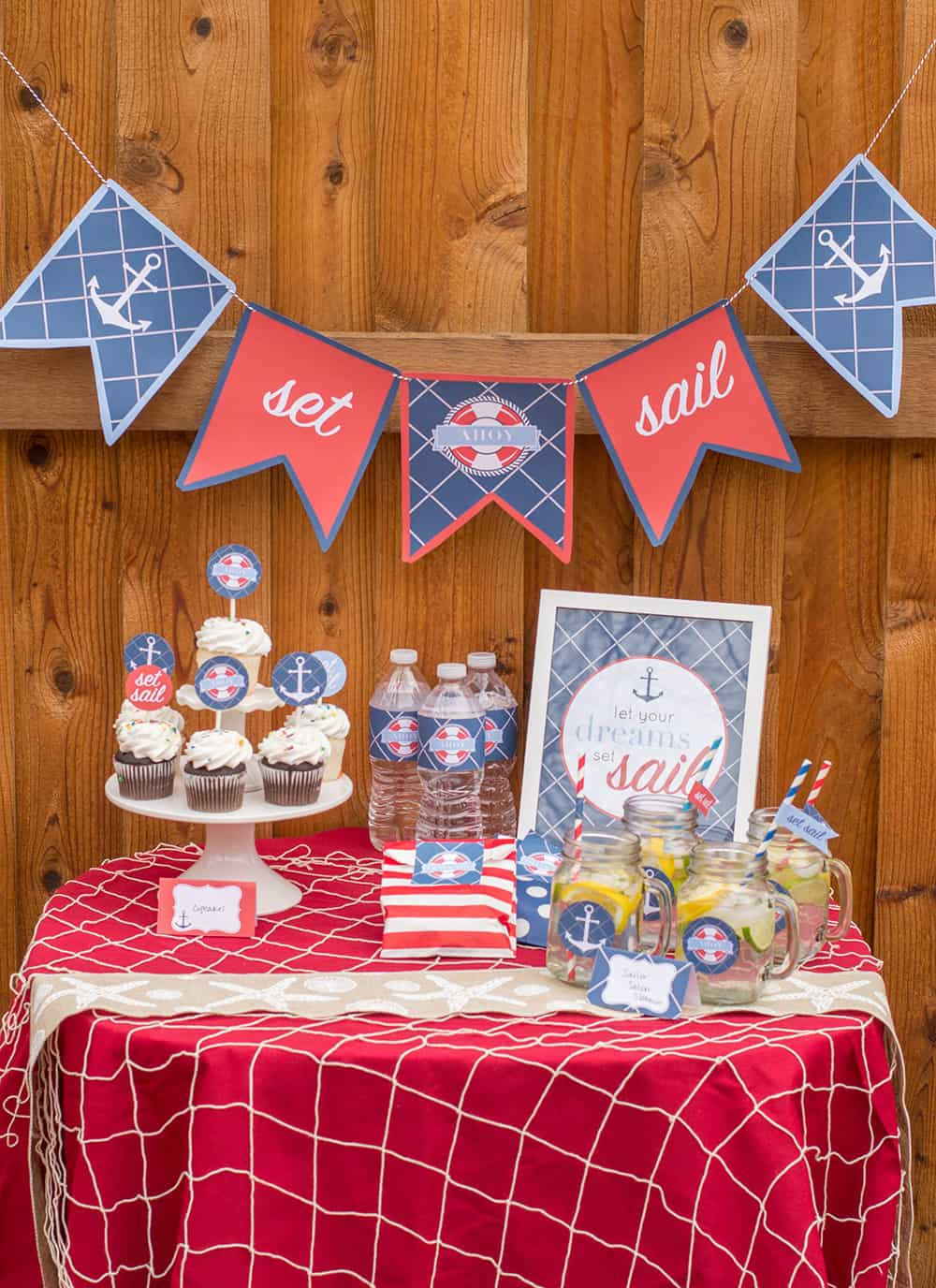 Nautical Party Theme