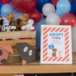 Adopt a Puppy Styled by Elva M Design Studio