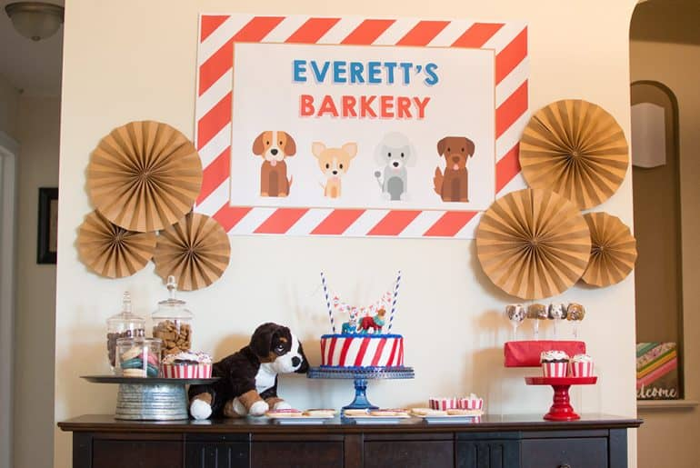 Puppy Party by Elva M Design Studio