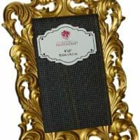 Baroque Gold Metallic Frame
