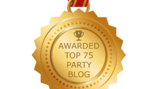 Top 75 Party Blogs and Websites for Party ideas, Planning, Decor, Food, Supplies, Favors & Themes Inspiration