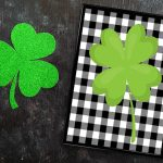 Farmhouse St. Patrick's Day Printable