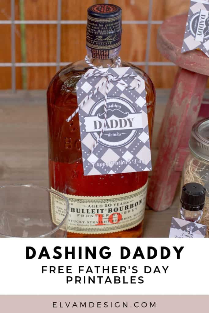 Free Father's Day Gift Tag