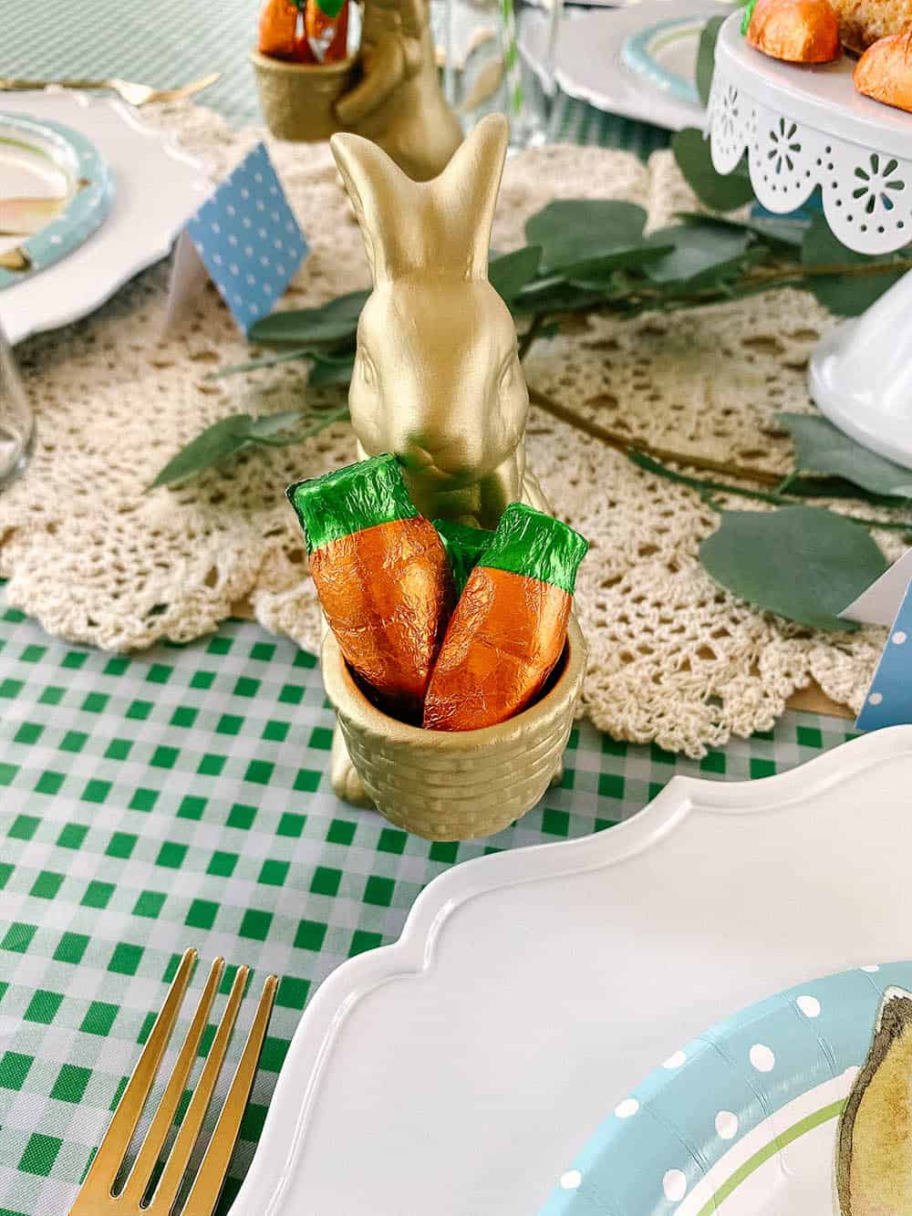 DIY Bunny Favor Idea