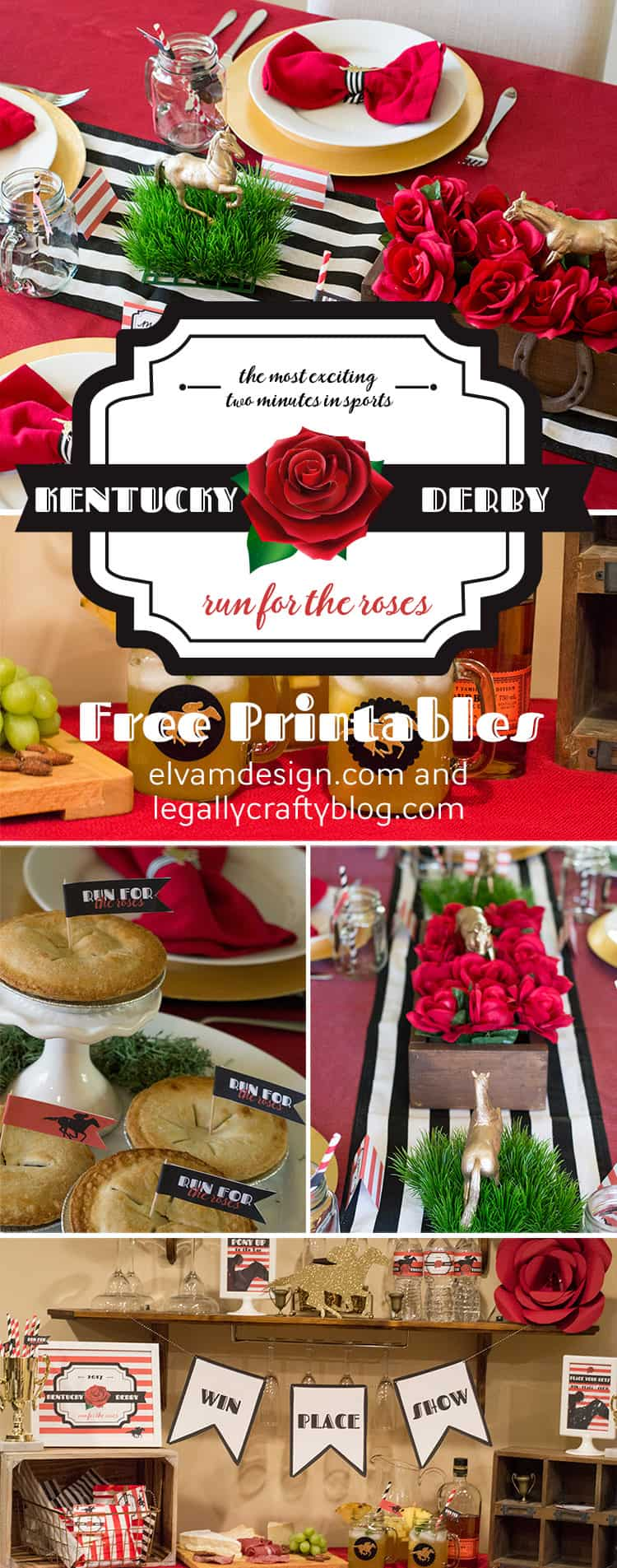 Kentucky Derby Party Ideas
