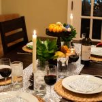 Set a Simple Fall Tablescape