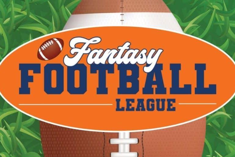 fantasy football league draft party ideas