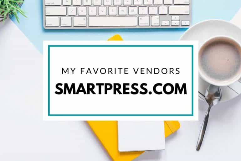 My Favorite Vendors: Smartpress.com