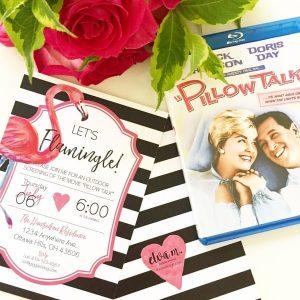Flamingle Party Invite