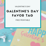 Galentine's Day: Free Printable Tags