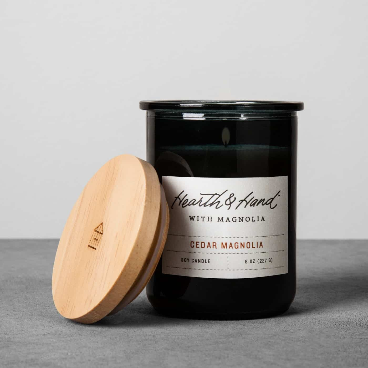 Hearth & Hand™ with Magnolia Lidded Jar Candle