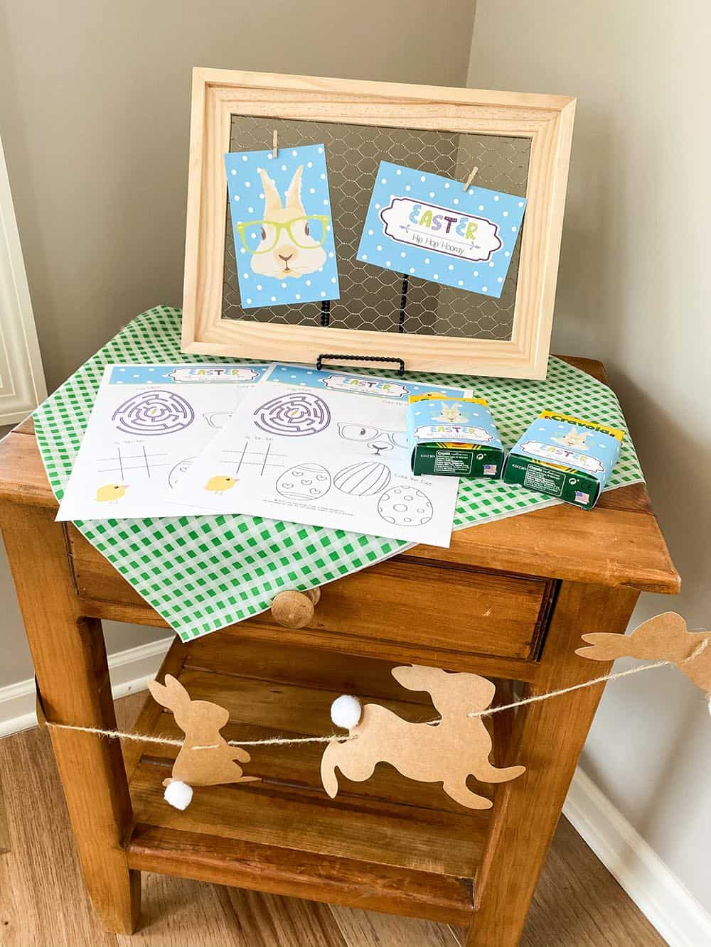 Easter Activity Station