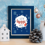 Hygge: Free Winter Printable