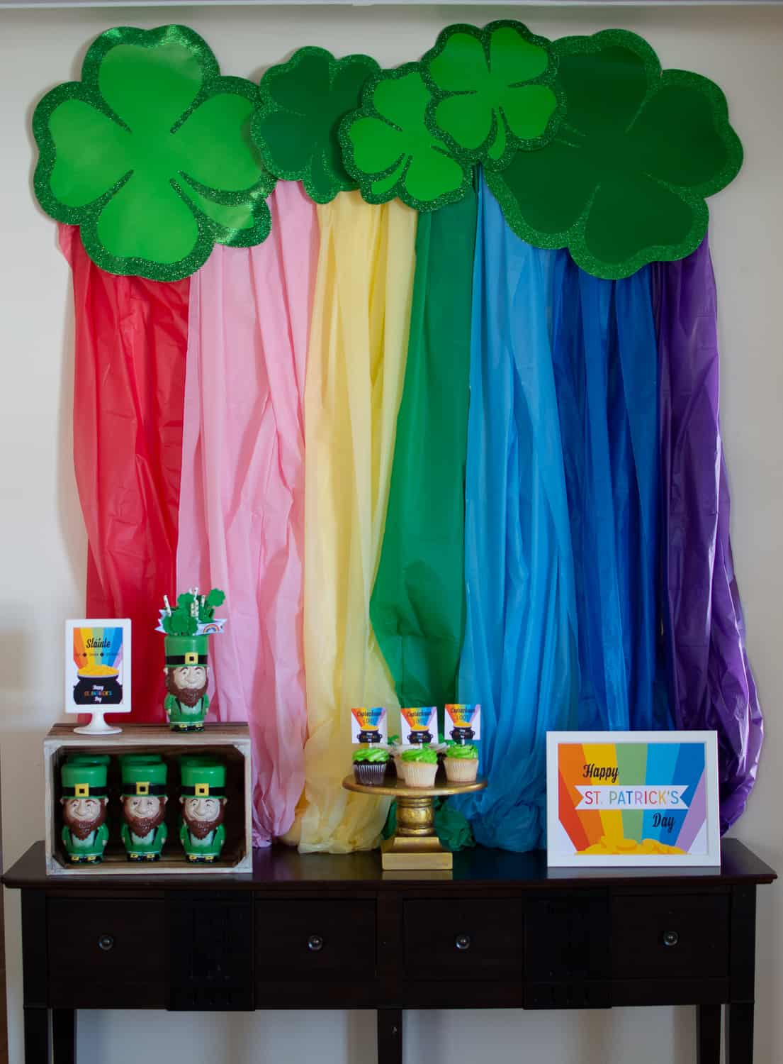 "Easy ""leprechaun loot"" party ideas for St. Patrick's Day"