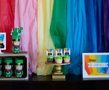 Leprechaun Loot St. Patrick's Day Party