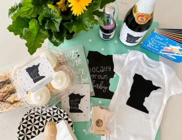 Locally Grown Baby Shower