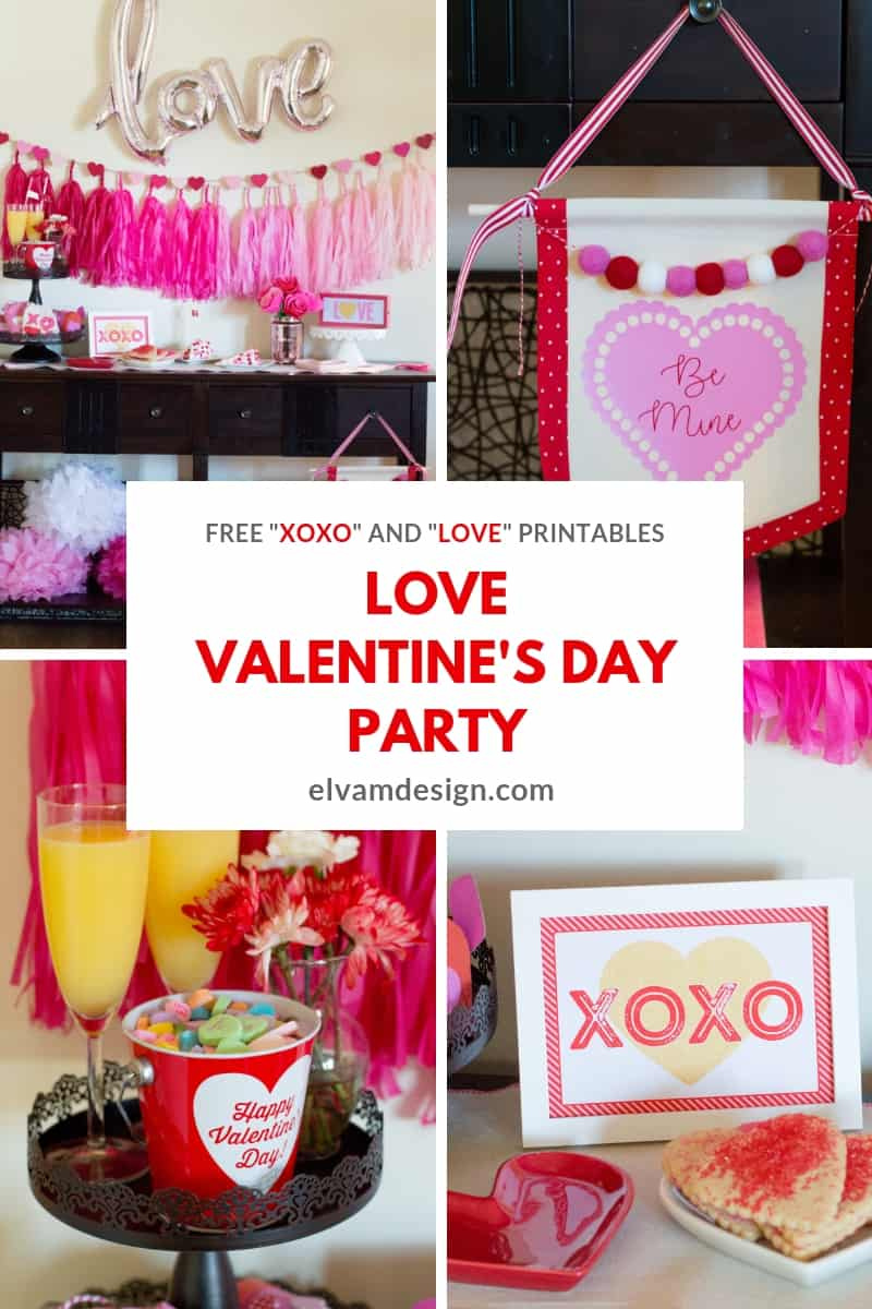Love Valentine's Day party