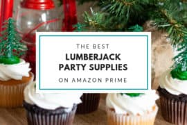 The best lumberjack party supplies on Amazon Prime