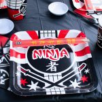 "Ninja Birthday Party: Say ""Hiya"" to Five"