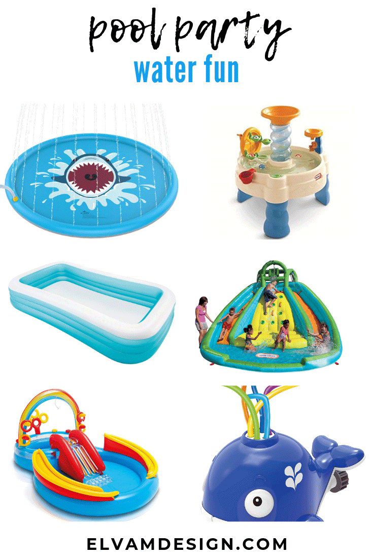 Water fun ideas to stay cool in the Summer