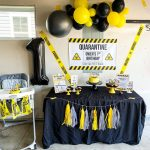 Quarantine First Birthday Party