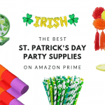 The Best St. Patrick's Day Party Supplies on Amazon Prime