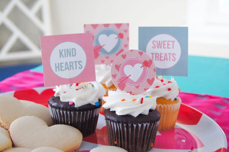 Sweet Treats, Kind Hearts: Valentine's Day Play Date