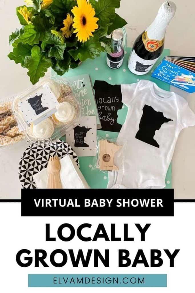 locally grown minnesota virtual baby shower